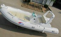 New Yamaha Rigid Inflatable Demo Boat 310; Regular - $14995