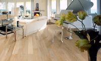 Instock Maple Engineered Hardwood- $2.79/sq ft, was $6.49/sq ft