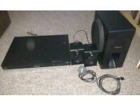 PanasonicSC-BTT105EBK 2.1 Smart 3D Home Cinema System