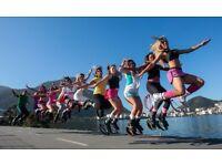 Kangoo Jumps Indoor Class : have fun, lose weight, tone up !