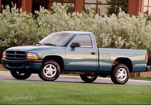 Dodge Dakota truck 1997