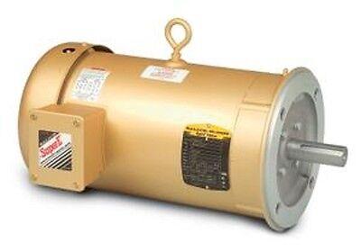 Vem3559t 3 Hp 3450 Rpm New Baldor Electric Motor