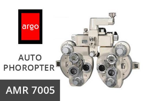 MANUAL REFRACTOR ARGO AMR7005B BLACK or WHITE NEW