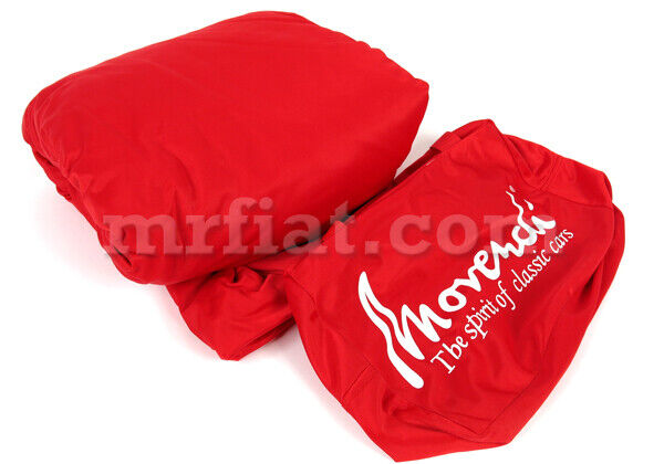 Mercedes 190 Sl Red Indoor Car Cover New
