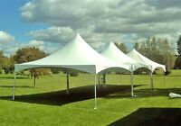 Tents, Tables, Chairs for Rent -SPECIAL PRICING -LOW PRICE