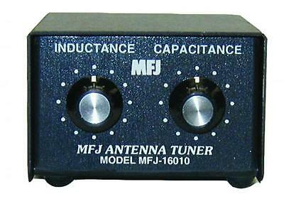 MFJ-16010 Antenna Tuner, 1 8-30MHz, manual | Wundr-Shop