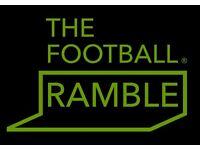 The Football Ramble Live Show - Sat 27th May