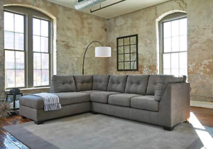 Brand new never opened wrapped ashley LAF pitkin sectional