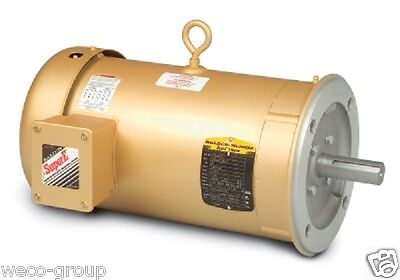 Vem3556 1 Hp 1155 Rpm New Baldor Electric Motor