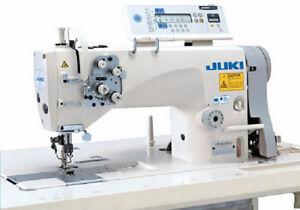 Macchina per cucire industriale juki lh3568a7 2 aghi for Macchina per cucire da calzolaio