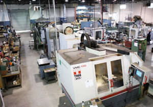 Reputed Machining Shop and Fabricator For All Projects