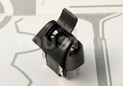 Us Stock X1 Sun Visor Mount Clip Holder Black For Mercedes Benz R129 Sl500 Sl
