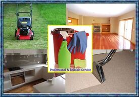 Professional End of Tenancy Cleaning, Oven Cleaning, Student Cleans, One offs, Grass cutting
