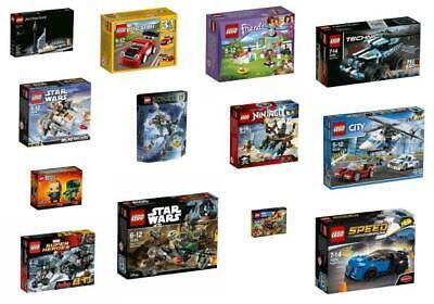 LEGO - Creator, Classic, Duplo, Technik, City, Star Wars, usw. - Freie Auswahl - - Star