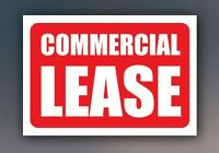 Shop for lease!