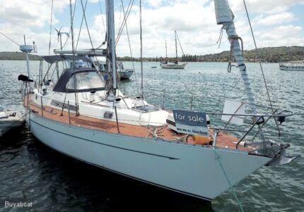 Oyster 42 World Cruiser