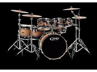 PDP FS Series Made By DW drums drum kit