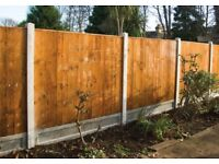 Fencing services replaced or repaired