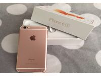 IPHONE 6S ROSE GOLD UNLOCKED GUARANTY