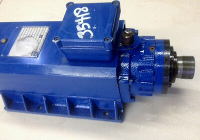 12Hp Komo  Gc Colombo Spindle Motor  Rv154 22 Fb3 Cpe40 Collet 230V 300Hz