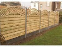 Abacus fencing Sheffield.