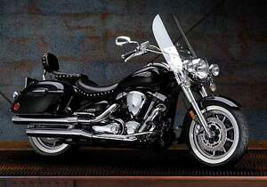"Yamaha Roadstar XV1700(1700cc)Midnight""Canadian special edition"""