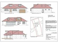 Plans drawn for conversions, extensions, planning, building warrant from £300