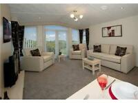 EUROPA SEQUOIA pre owned luxury static holiday home for sale at Billing Aquadrom