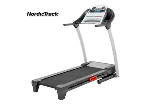Almost New NordicTrack T4.0 Treadmill
