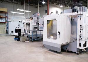 Machining Shop in Toronto - RWD Tool