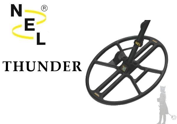 "NEL 14.5"" x 10.5"" Thunder Coil - Teknetics Greek - Fisher F5 - Gold Bug - F19,G2"