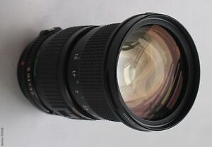 CANON FD LENSES - GREAT FOR MIRRORLESS or CONVERT TO EF MOUNT