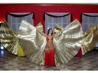 PROFESSIONAL BELLY DANCE PERFORMER