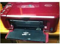 Cannon Pixma color printer / scanner
