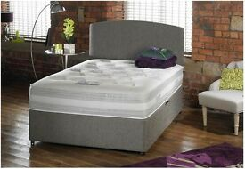 Pasha 1000 Pocket Sprung Mattress **Home Delivery Available**