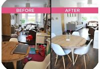 TIDY UP - ORGANIZE - MAKEOVER