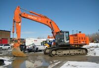 Excavator operator with Class 1 looking for a full time job