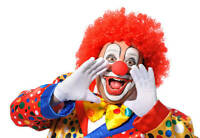 CLOWN & MASCOT ENTERTAINMENT 204 962 2222 Fun & Entertaining!