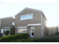 FOR RENT - A MODERN DETACHED THREE BEDROOM HOUSE ON THE SOUTHERN SIDE OF CREWKERNE - £850 pcm