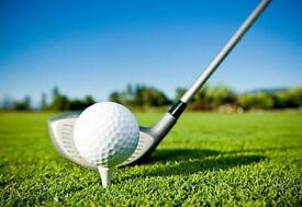 Golf lessons @ Gloucester golf club. 3 x 45 minute lessons and 5 holes with instructor