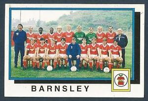 PANINI-FOOTBALL-86-402-BARNSLEY-TEAM-PHOTO