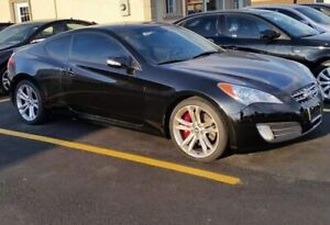Genesis Coupe 3.8 GT