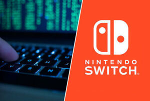 Service Modification (Hack) Nintendo Switch
