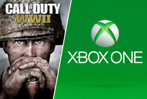 cherche call of duty ww2 xbox one