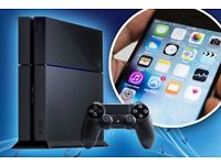 Ps4 swap for a iPhone 6 or6 plus