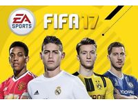 WANTED FIFA 17 for Xbox One