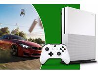 Brand New Xbox One S 500GB With Forza Horizon 3 White Unopen