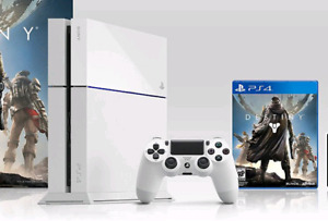 Ps4 500GB + games + ps4 camera + 2x controllers!