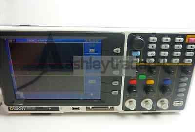 Owon 100mhz Digital Oscilloscope 100mhz 1gss 500mss 7.8 Lcd Mso7102t New