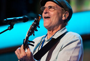 A Pair Of Hard Copy James Taylor Tickets